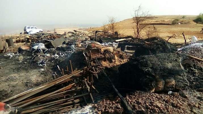 India Tv - Sanjay Leela Bhansali Padmavati attack