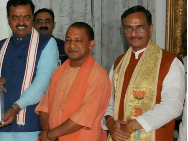 Adityanath, Parrikar, Maurya likely to resign from LS after