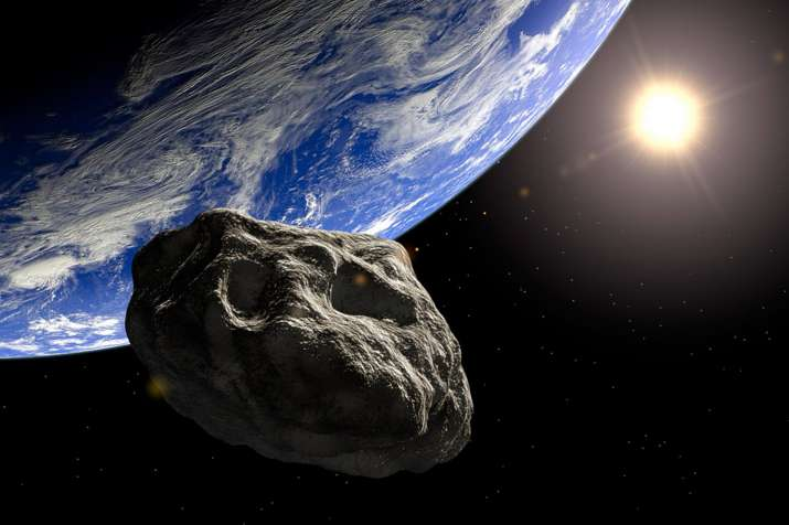 Representative image. Asteroid Florence will flyby Earth at