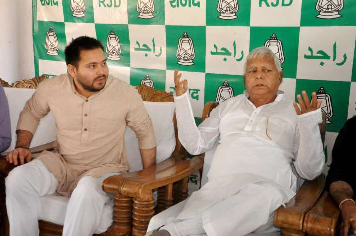 Lalu Yadav admits Rs 500-cr mall land belongs to his family