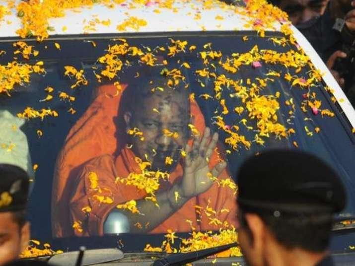 File pic of CM Yogi Adityanath
