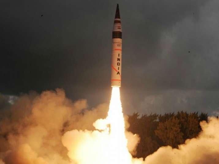 India successfully test-fires Agni-III ballistic missile