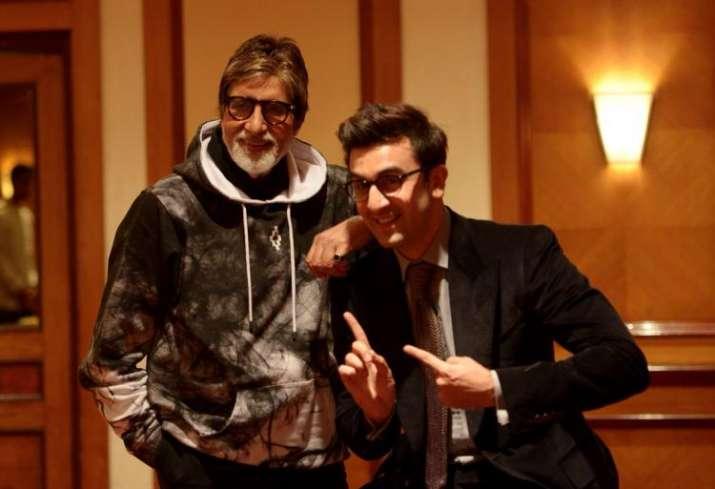Amitabh Bachchan praises Ranbir, calls him a superstar