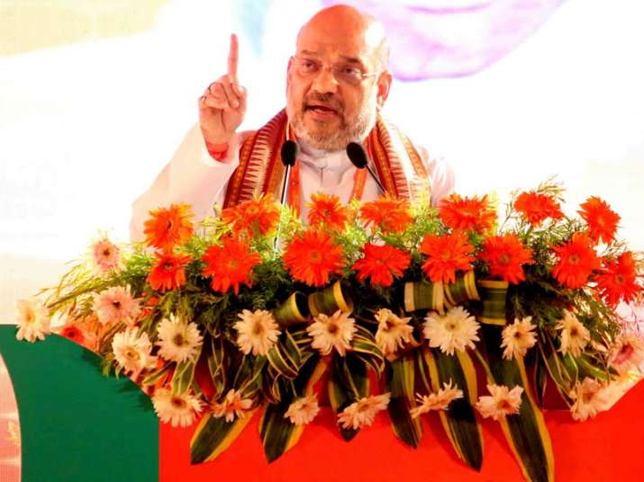 Amit Shah speaks at BJP National Executive meet