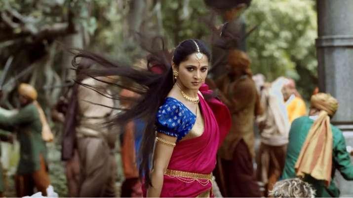 India Tv - Anushka Shetty in Baahubali