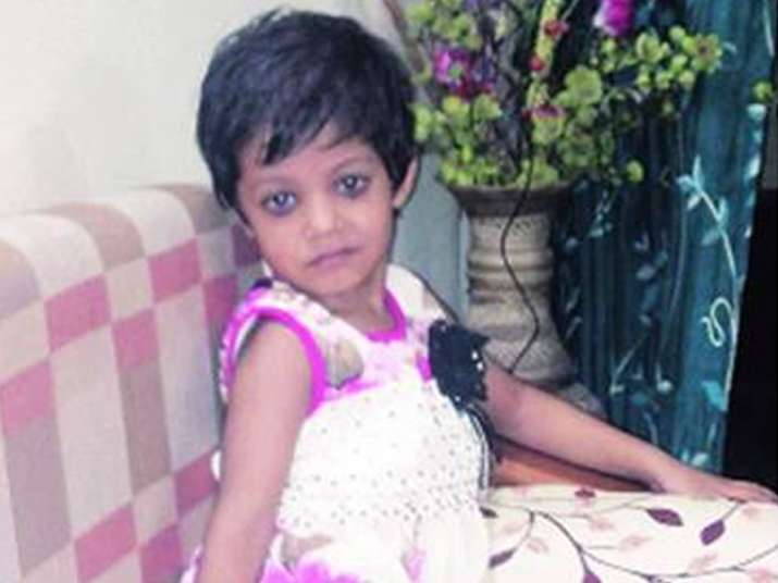 Four-yr-old girl crushed by school cab in east Delhi
