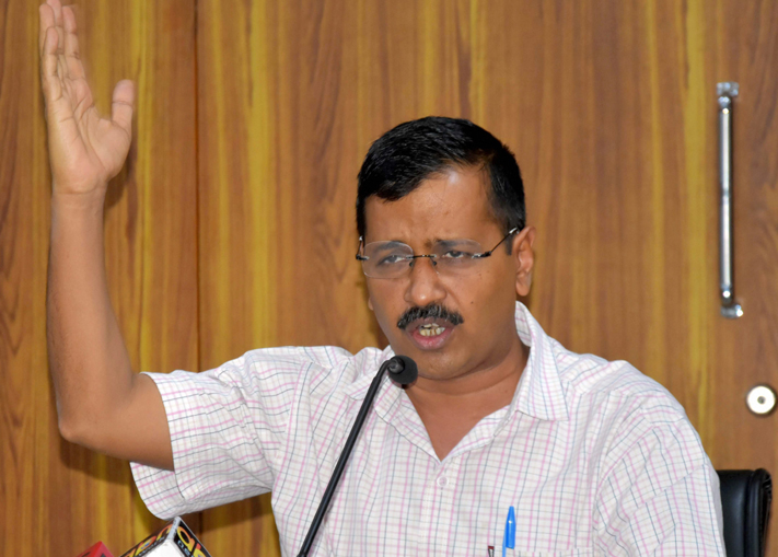 Another Kejriwal govt move has come under CBI scanner