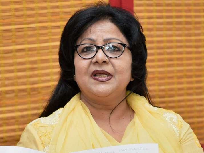 Congress sacks Delhi leader Barkha Singh for deriding Rahul