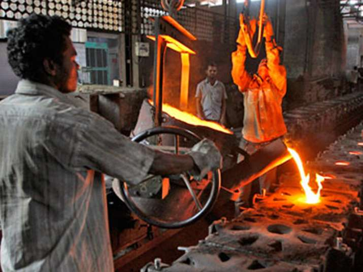 Representational pic - Eight core sector growth slows down
