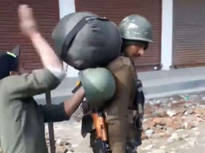 CRPF jawans assault video: Govt promises 'stern'