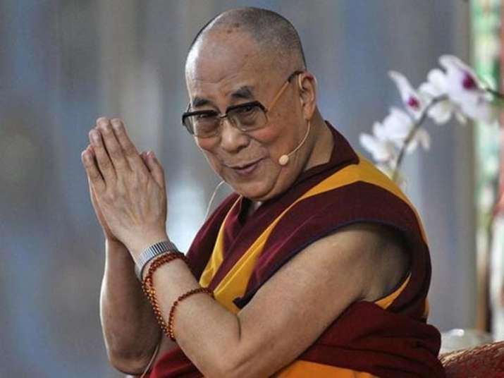 File pic of Tibetan spiritual guru Dalai Lama