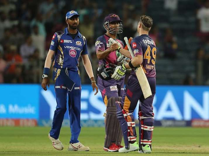 IPL 2017: Rising Pune Supergiants vs Mumbai Indians