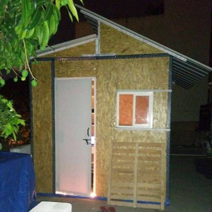 India Tv - This affordable house is the new face of 'Greenovation'