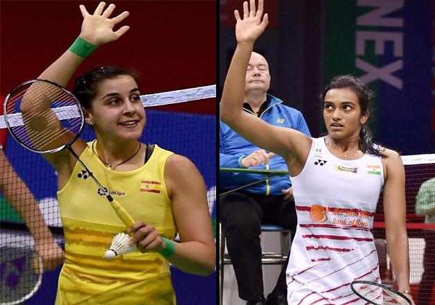 India Open: Sindhu to take on Carolina Marin in final