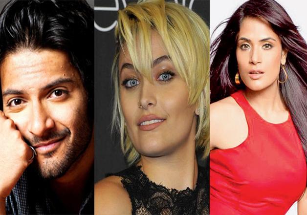 Ali Fazal Richa Chadha To Work With Paris Jackson Bollywood News India Tv