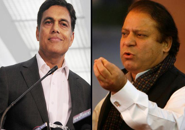 Steel magnate Sajjan Jindal 'secretly' meets Nawaz