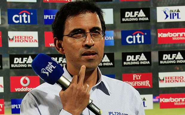 In another snub by BCCI, Harsha Bhogle's name missing