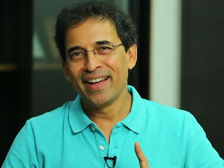 File pic - Harsha Bhogle returns to the commentary box