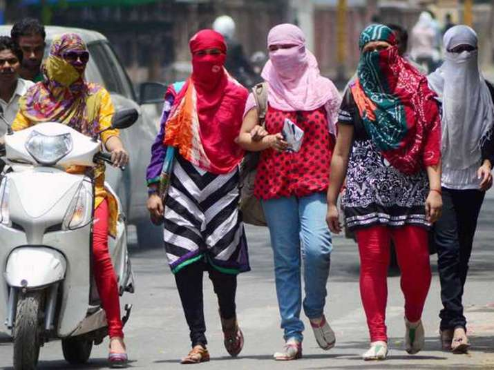 Representational pic - IMD issues heatwave alert over