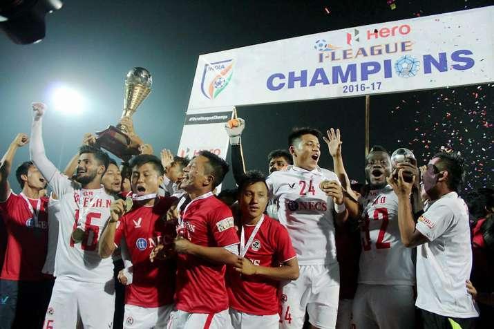 I League, History, Aizawl