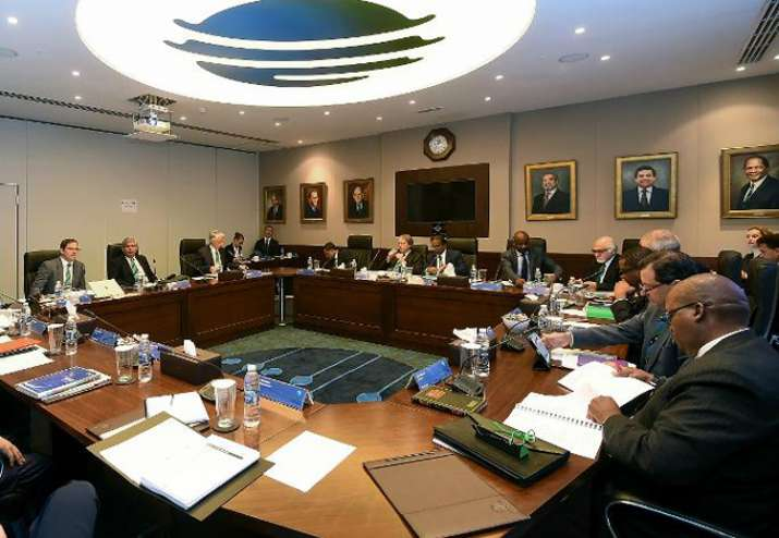 ICC on Wednesday approved a new model for revenue sharing