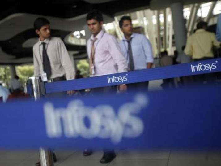 Infosys Q4 net profit grows marginally to Rs 3,603 crore