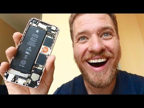 DIY, make an iPhone!