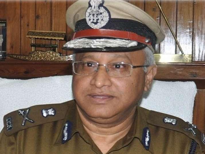 File pic of Uttar Pradesh Director General of Police DGP