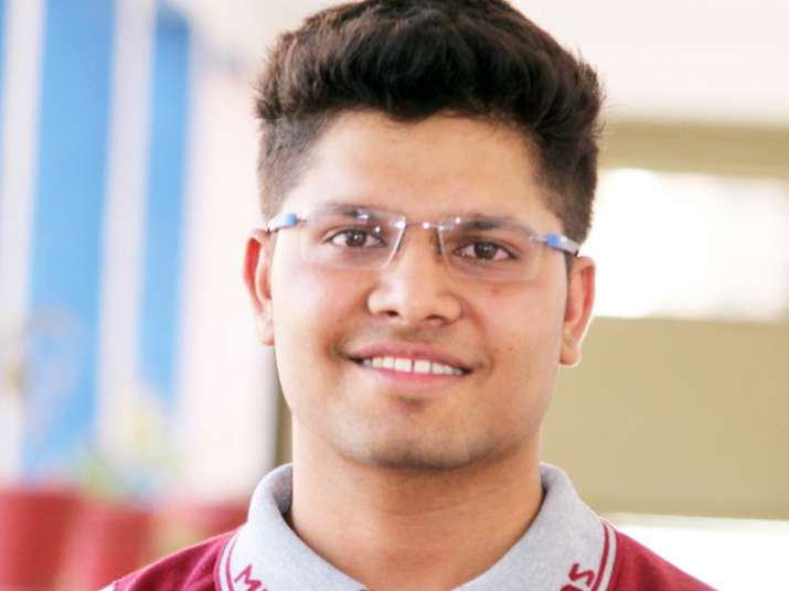File pic of Kalpit Veerval