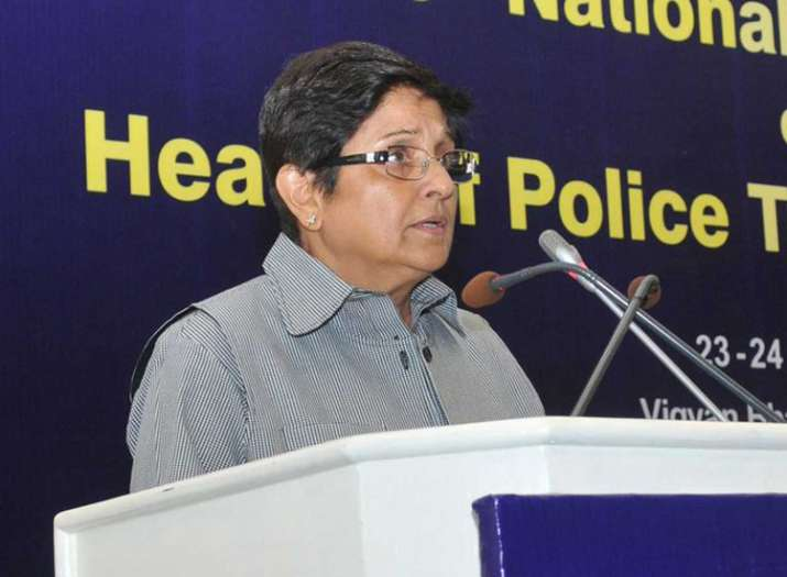 Puducherry LG Bedi orders action against Chief Secy