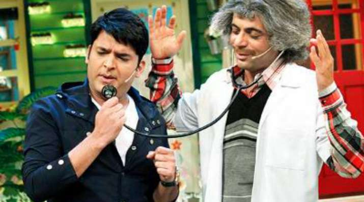 India Tv - Kapil Sharma, Sunil Grover