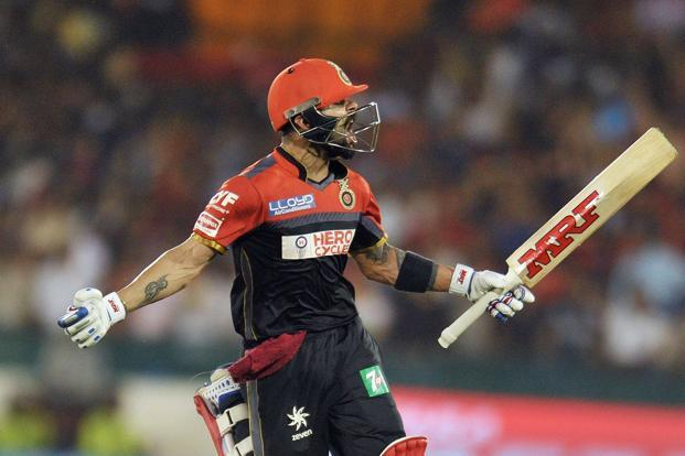 IPL 2017: Kohli set to back in action, likely to play against ...