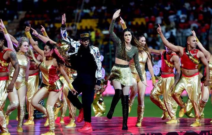 India Tv - Kriti Sanon's scintillating performance at IPL 10
