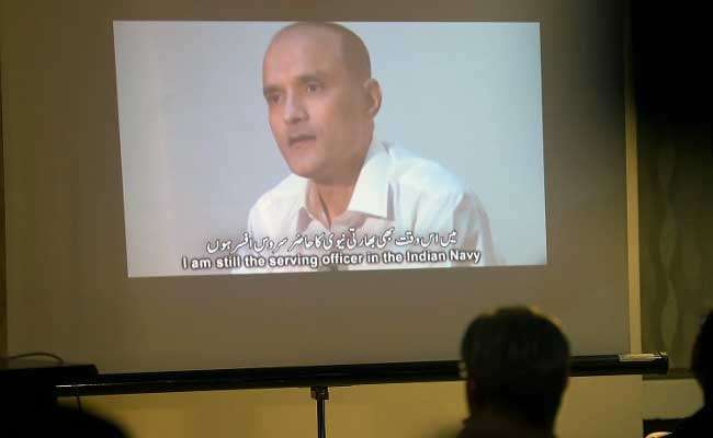 'Can't give consular access to Jadhav': Pak army