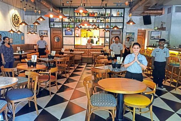 This Mumbai restaurant with speech hearing-impaired staff