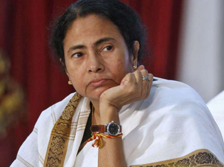 File pic of West Bengal CM Mamata Banerjee