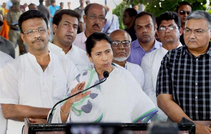 Setback for TMC as CBI names top leaders in FIR in Narada
