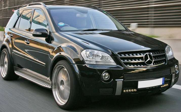 Mercedes Benz reports record sales in India for