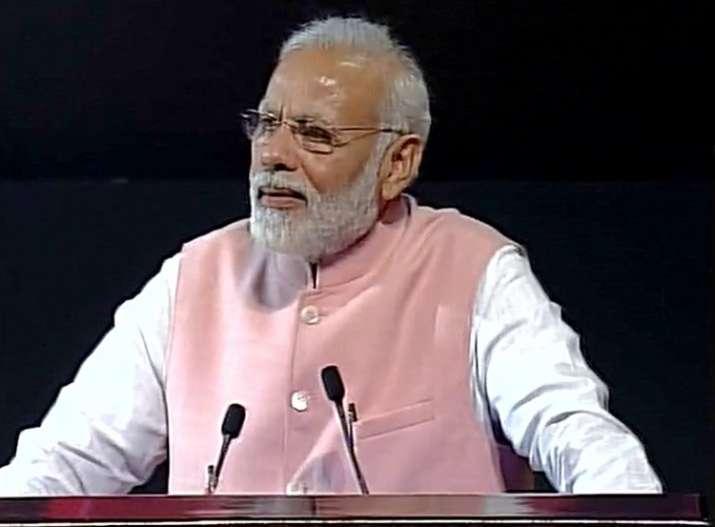 PM Modi attacks Pakistan on terrorism