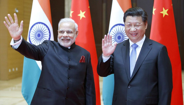 Strong India-China partnership important for the world,
