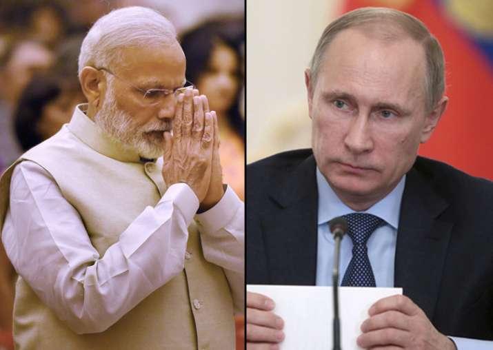 PM Modi expresses condolences over death in St. Petersburg