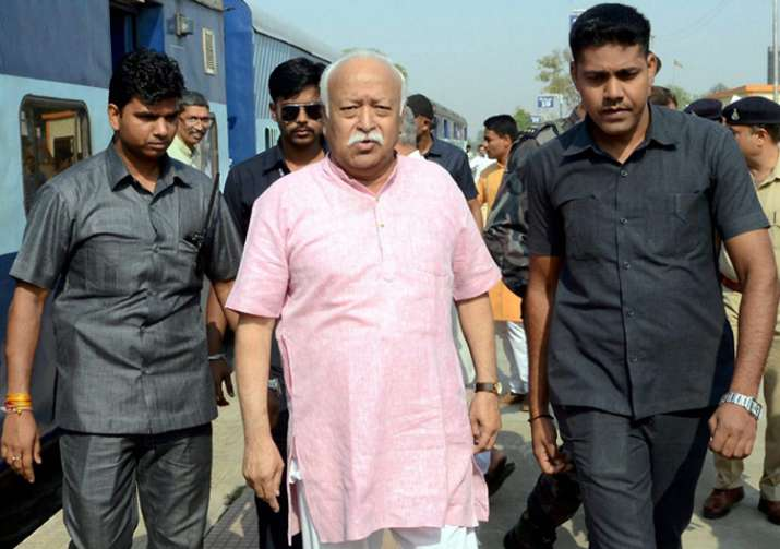 Mohan Bhagwat pitches for nation-wide ban on cow slaughter