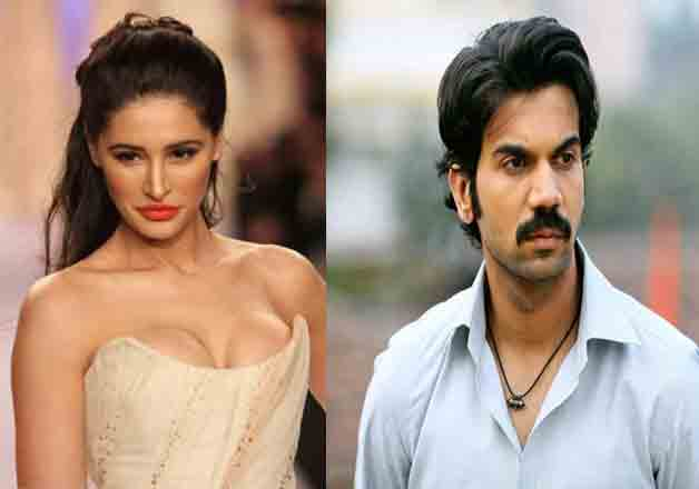 Nargis shares her experience of working with Rajkummar Rao