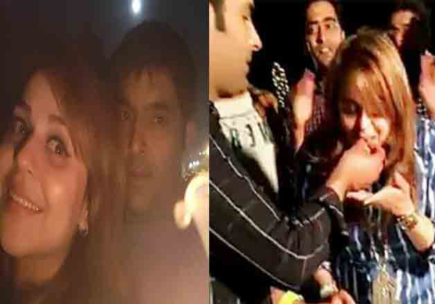 Kapil Sharma celebrated his birthday with 'better half'
