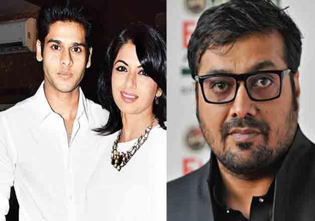 Anurag Kashyap to launch Bhagyashree's son Abhimanyu Dassani