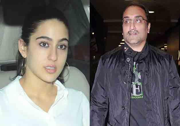 Saif's daughter Sara Ali Khan rejected by Aditya Chopra