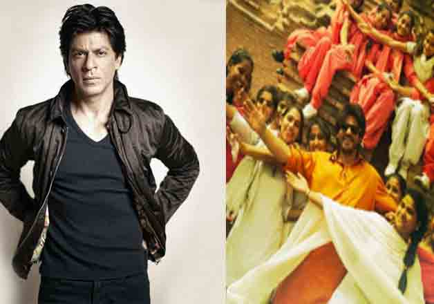 Shah Rukh Khan shares some exclusive pictures from