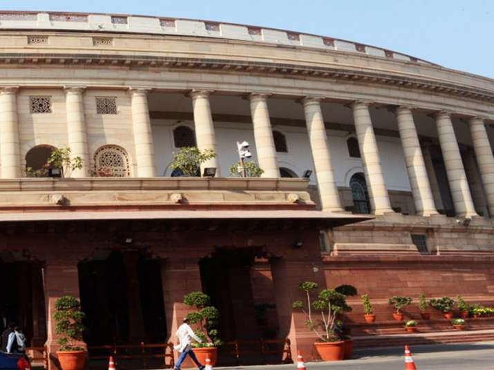 File pic - Parliament adjourned sine die