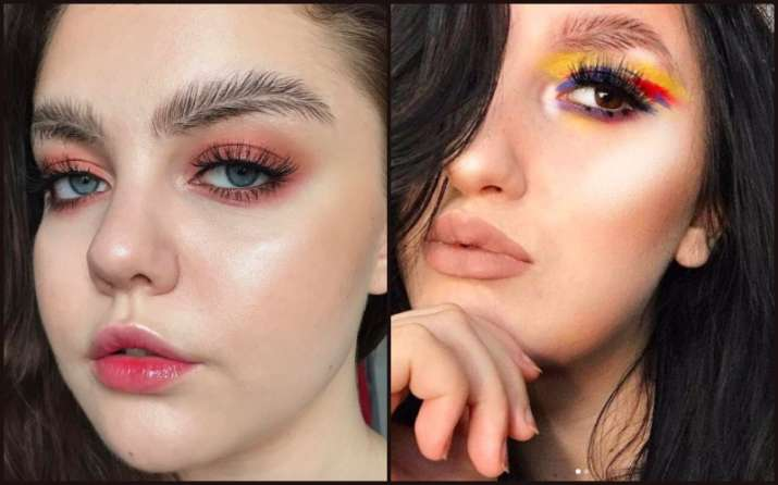 Women Are Going Crazy Over This New Eyebrow Trend And No Youre Not