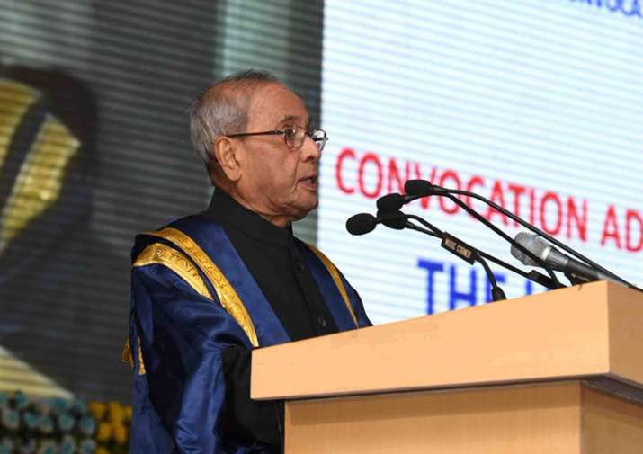 Accept criticism as argument and not as intolerance, Pranab